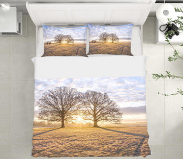3D Prairie Tree 1082 Assaf Frank Bedding Bed Pillowcases Quilt