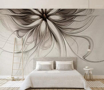 3D Abstract Art WC250 Wall Murals