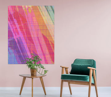 3D Abstract Rainbow 71125 Shandra Smith Wall Sticker