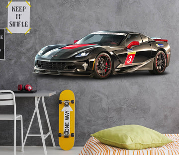 3D Chevrolet Corvette 203 Vehicles Wallpaper AJ Wallpaper