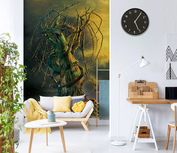 3D Tree Dragon 1563 Wall Murals Exclusive Designer Vincent