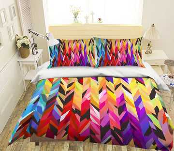 3D Burst of Color 20118 Shandra Smith Bedding Bed Pillowcases Quilt