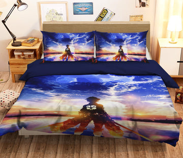 3D Attack On Titan 1642 Anime Bed Pillowcases Quilt Quiet Covers AJ Creativity Home