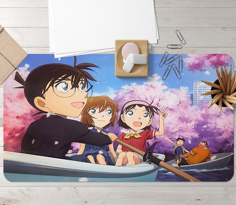 3D Detective Conan Case Closed 3006 Desk Mat Mat AJ Creativity Home