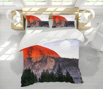 3D Yosemite 169 Marco Carmassi Bedding Bed Pillowcases Quilt