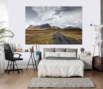 3D Country Road 171 Marco Carmassi Wall Sticker