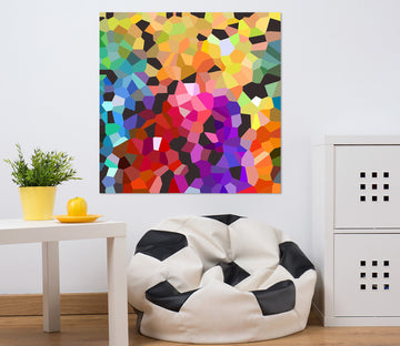 3D Colorful Light 003 Shandra Smith Wall Sticker