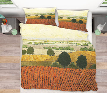 3D After Harvest 2117 Allan P. Friedlander Bedding Bed Pillowcases Quilt Quiet Covers AJ Creativity Home