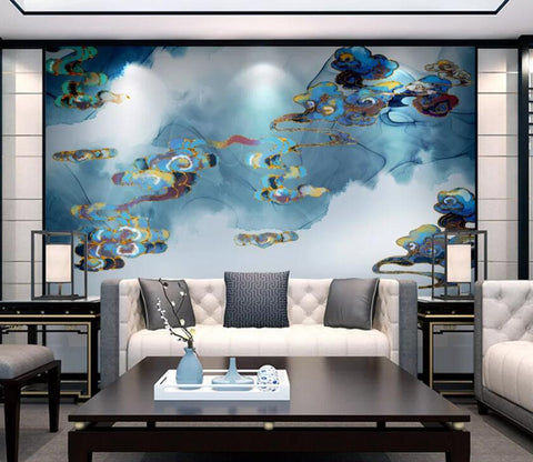 3D Color Inkjet WC68 Wall Murals