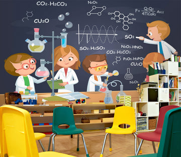 3D Chemical Reagent 176 Wall Murals