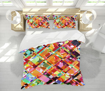 3D Dazzling Color 2004 Shandra Smith Bedding Bed Pillowcases Quilt