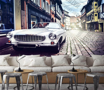 3D Intersection Luxury Car 557 Wallpaper AJ Wallpaper 2