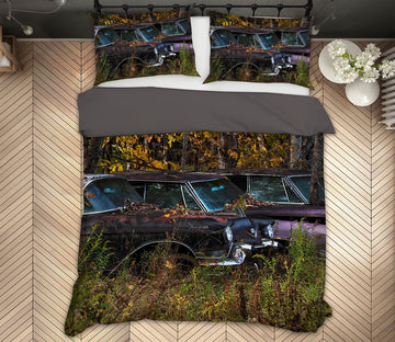 3D Cadillac Dreams 1003 Jerry LoFaro bedding Bed Pillowcases Quilt