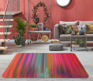 3D Abstract Color 71001 Shandra Smith Rug Non Slip Rug Mat