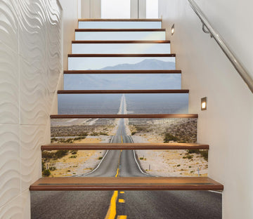 3D The MOST Beautiful Highway 50 Stair Risers