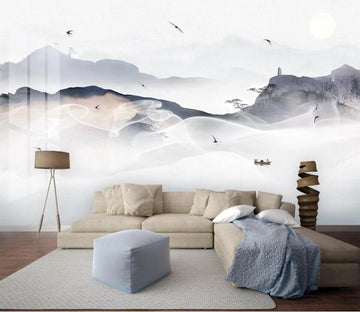 3D Abstract Art WC06 Wall Murals Wallpaper AJ Wallpaper 2