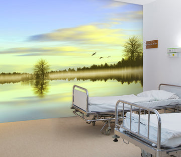 3D Beautiful Landscape 312 Wall Murals