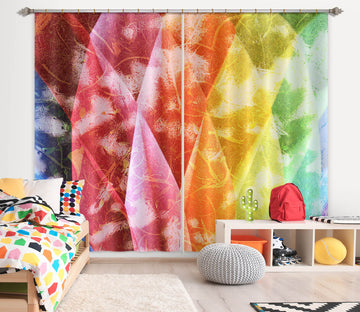 3D Color Cone 71054 Shandra Smith Curtain Curtains Drapes