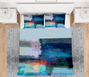 3D Sunset 2103 Michael Tienhaara Bedding Bed Pillowcases Quilt
