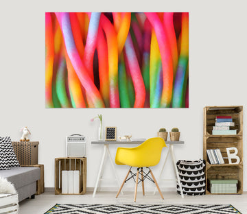 3D Color Bars 71108 Shandra Smith Wall Sticker