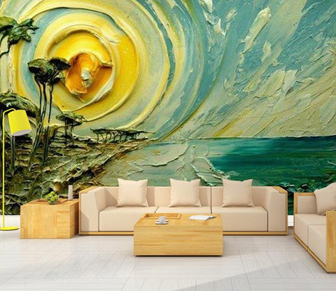 3D Abstract Graffiti 658 Wall Murals Wallpaper AJ Wallpaper 2