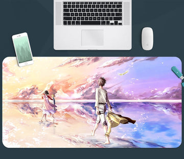 3D Attack On Titan 361 Anime Desk Mat Mat AJ Creativity Home
