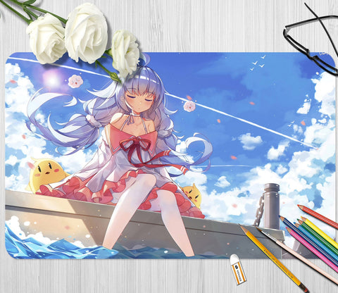 3D Azur Lane Wiki 556 Desk Mat Mat AJ Creativity Home