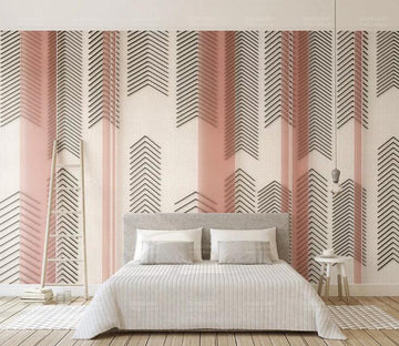 3D Abstract Art WC123 Wall Murals