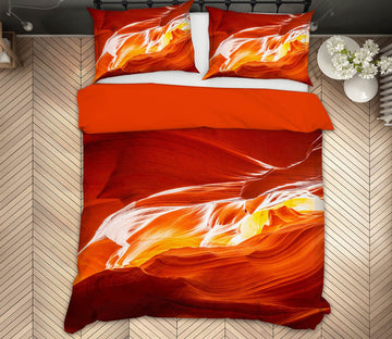 3D The Wave 137 Marco Carmassi Bedding Bed Pillowcases Quilt