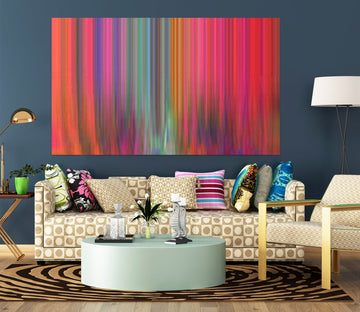 3D Abstract Color 71097 Shandra Smith Wall Sticker