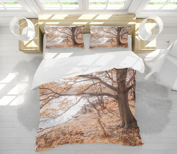 3D Riverside Tree 1069 Assaf Frank Bedding Bed Pillowcases Quilt