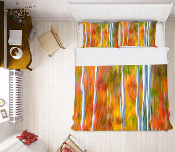 3D Telluride Watercolor 150 Marco Carmassi Bedding Bed Pillowcases Quilt
