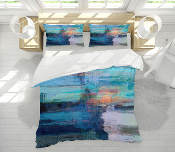 3D Sunset 2102 Michael Tienhaara Bedding Bed Pillowcases Quilt