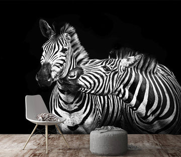 3D Zebra Mouth 255 Wallpaper AJ Wallpaper