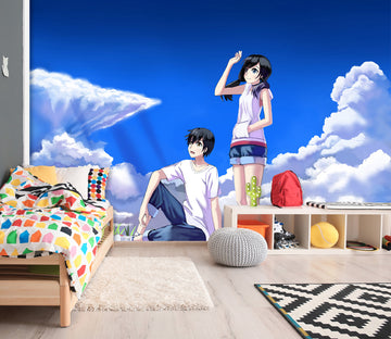 3D Weathering With You 020 Anime Wall Murals