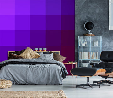 3D Purple 71080 Shandra Smith Wall Mural Wall Murals