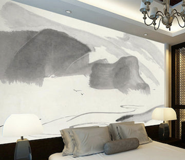3D Abstract Art WG240 Wall Murals