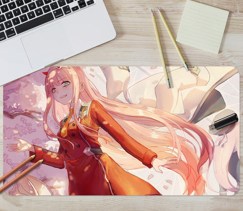 3D Darling In The Franxx 0215 Desk Mat Mat AJ Creativity Home