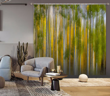 3D Abstract Forest 168 Marco Carmassi Curtain Curtains Drapes