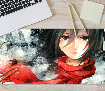 3D Attack On Titan 368 Anime Desk Mat Mat AJ Creativity Home