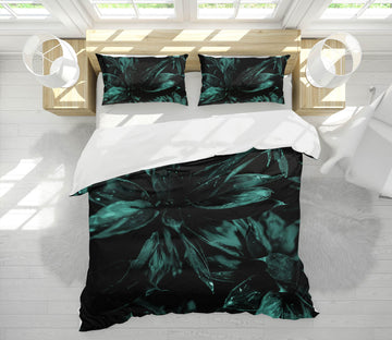 3D Growing Leaves 242 Boris Draschoff Bedding Bed Pillowcases Quilt