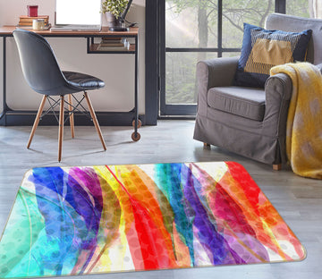 3D Rich Color 1003 Shandra Smith Rug Non Slip Rug Mat