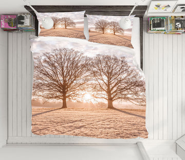 3D Tree Shadow 1085 Assaf Frank Bedding Bed Pillowcases Quilt
