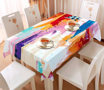 3D Color Abstraction 90 Tablecloths Wallpaper AJ Wallpaper