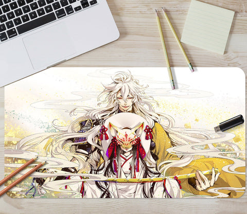 3D Sword Dance 680 Desk Mat Mat AJ Creativity Home