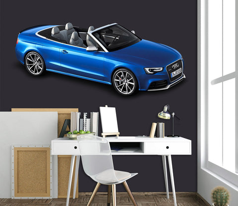 3D Audi RS5 0121 Vehicles Wallpaper AJ Wallpaper