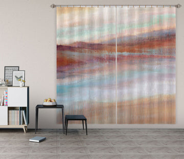 3D Gradient Pattern 80196 Studio MetaFlorica Curtain Curtains Drapes