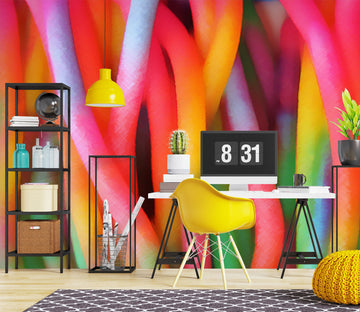 3D Color Bars 71076 Shandra Smith Wall Mural Wall Murals