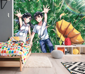 3D Weathering With You 27 Anime Wall Murals