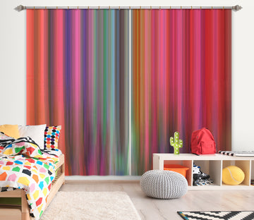 3D Abstract Color 71033 Shandra Smith Curtain Curtains Drapes
